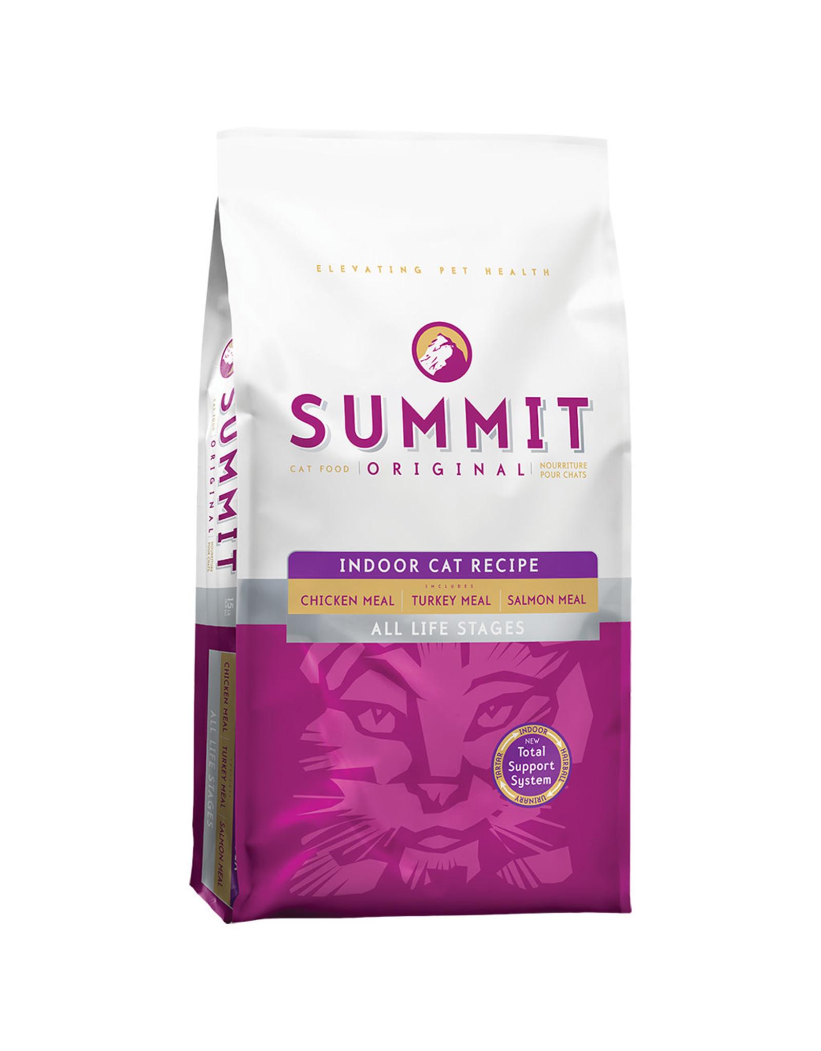 Petcurean Summit Original 3 Meat Indoor [CAT]