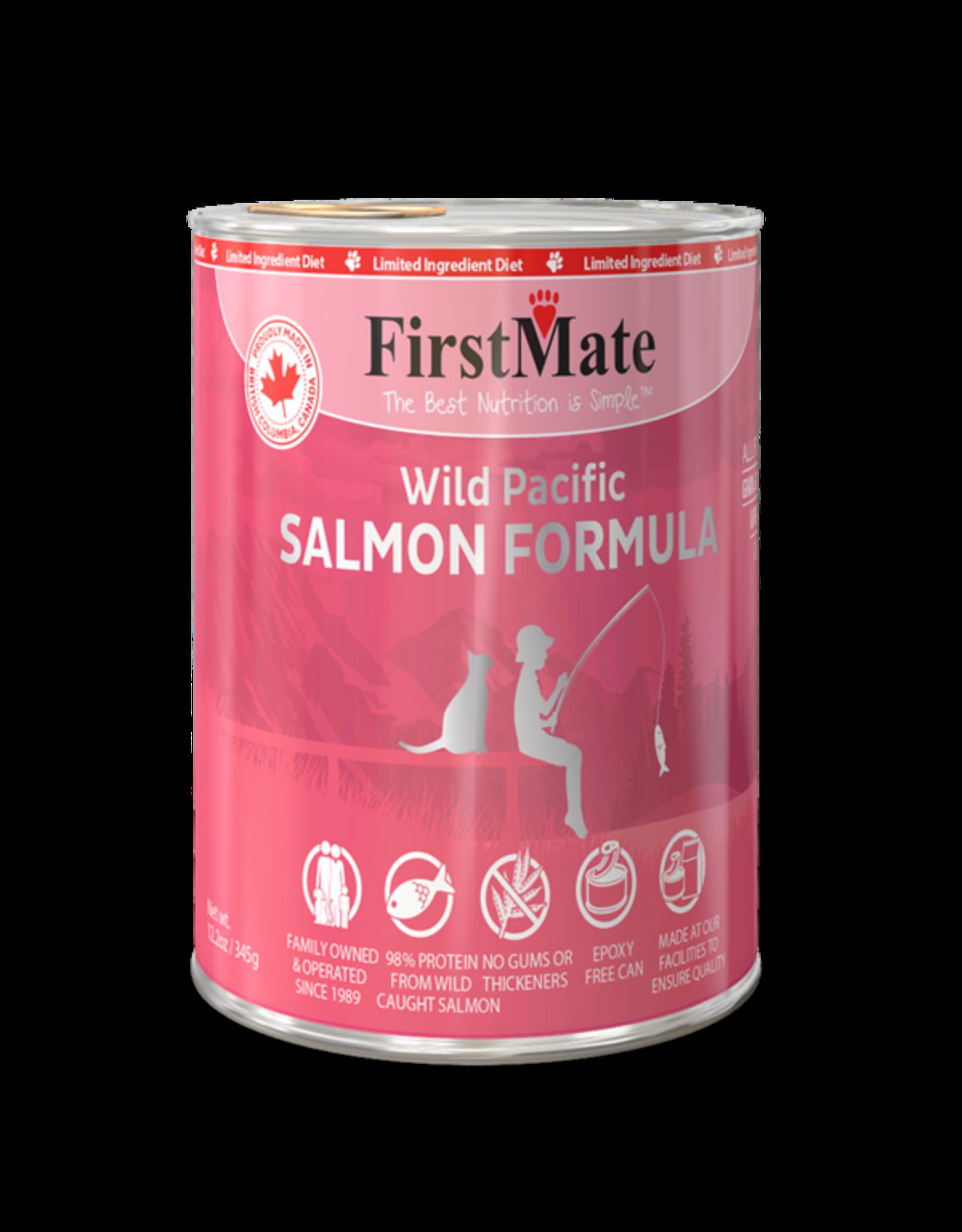 FirstMate FirstMate LID GF Salmon [CAT]