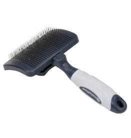 Coastal Pet Products Evolution Self Cleaning Slicker Brush [DOG] SM/MD