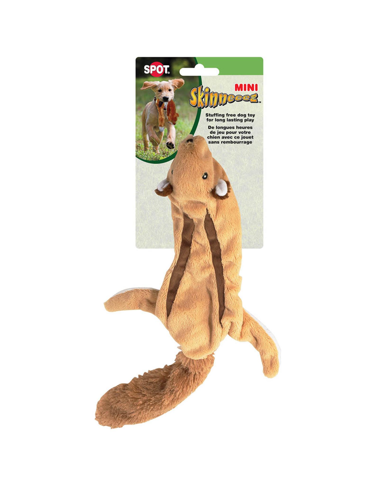 "Spot Skinneeez Flying Squirrel Mini 14"""