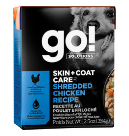Petcurean GO! Skin & Coat Shredded Chicken [DOG] 12.5OZ