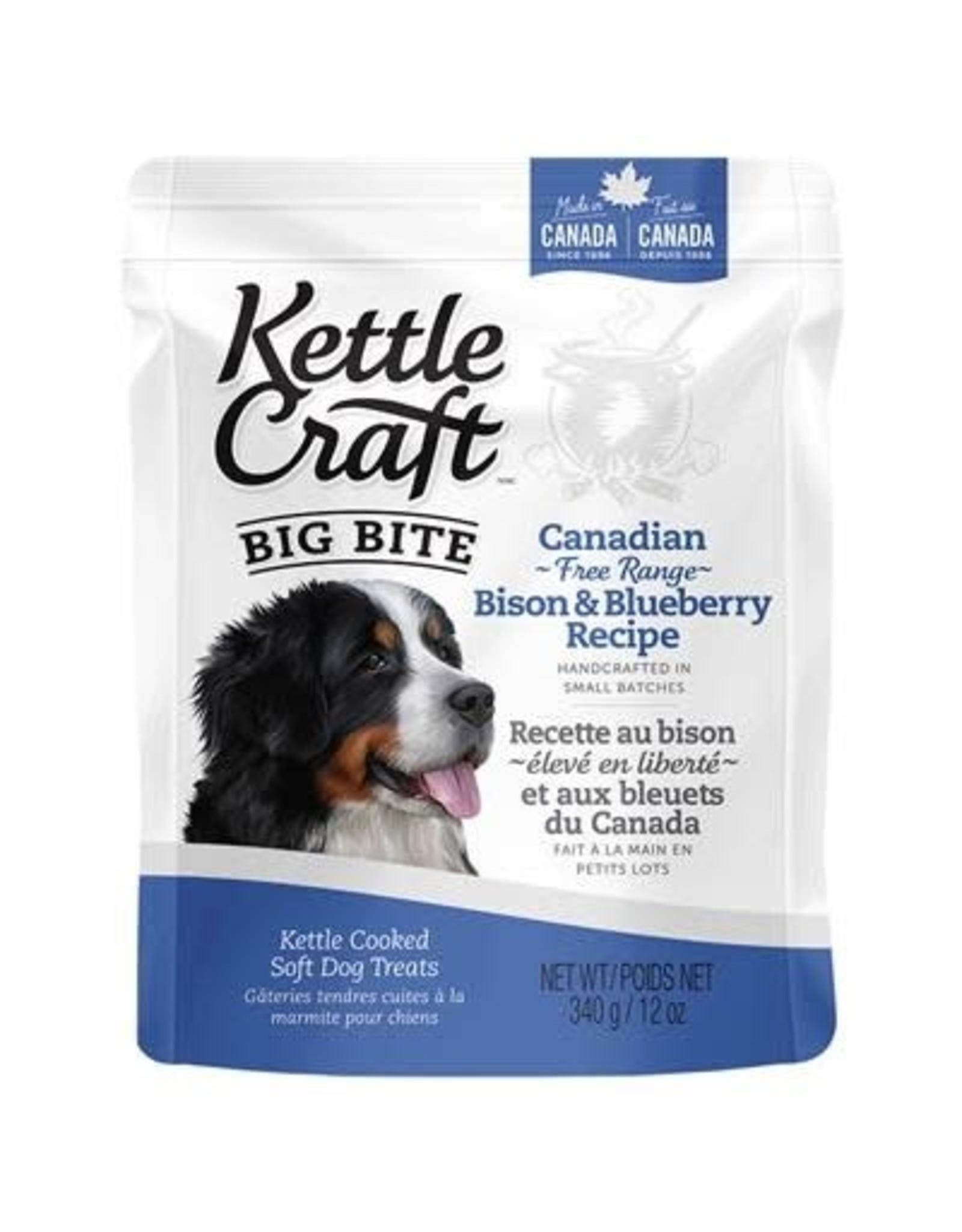 Kettle Craft Kettle Craft Canadian Bison & Blueberry [DOG]