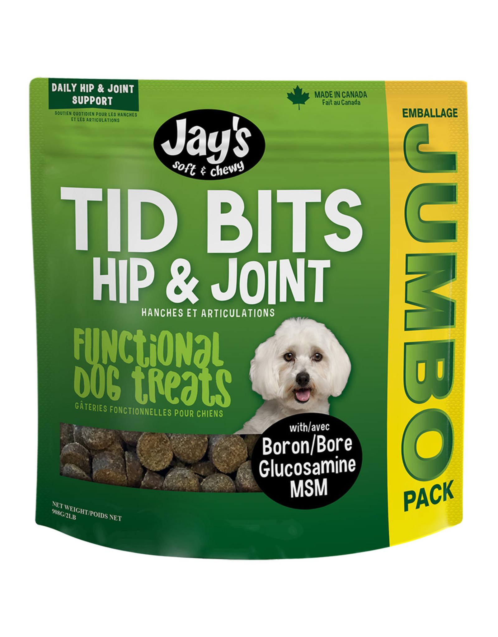 Jay's Jay's Tid Bits Hip & Joint Treats