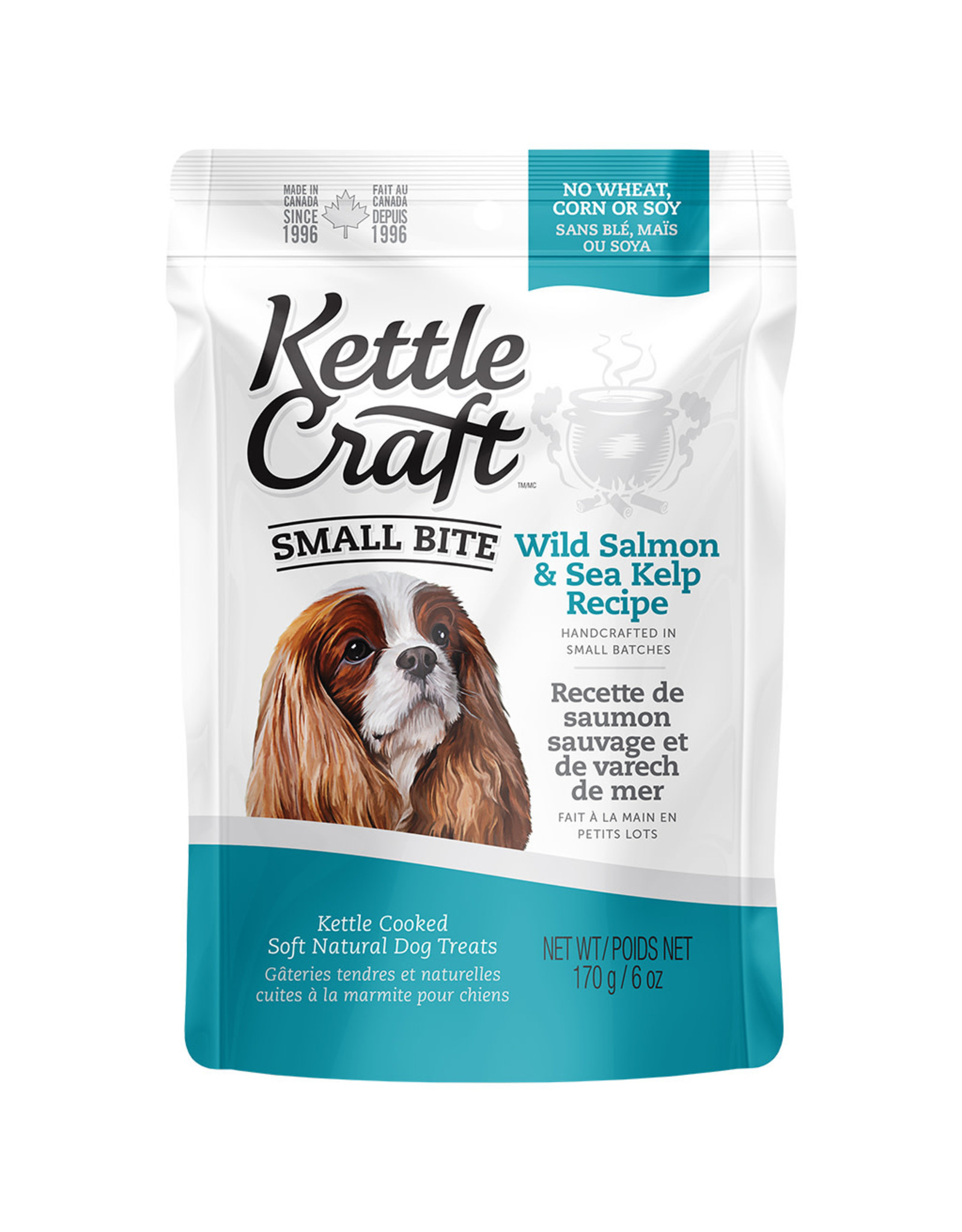 Kettle Craft Kettle Craft Wild Salmon & Sea Kelp [DOG]