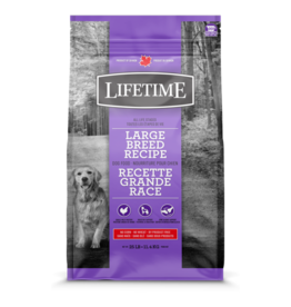 Lifetime Lifetime Chicken & Oatmeal Large Breed [DOG] 11.4KG