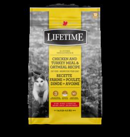 Lifetime Lifetime Chicken Turkey & Oatmeal [CAT]