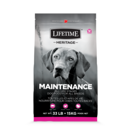 Lifetime Lifetime Maintenance [DOG] 15KG