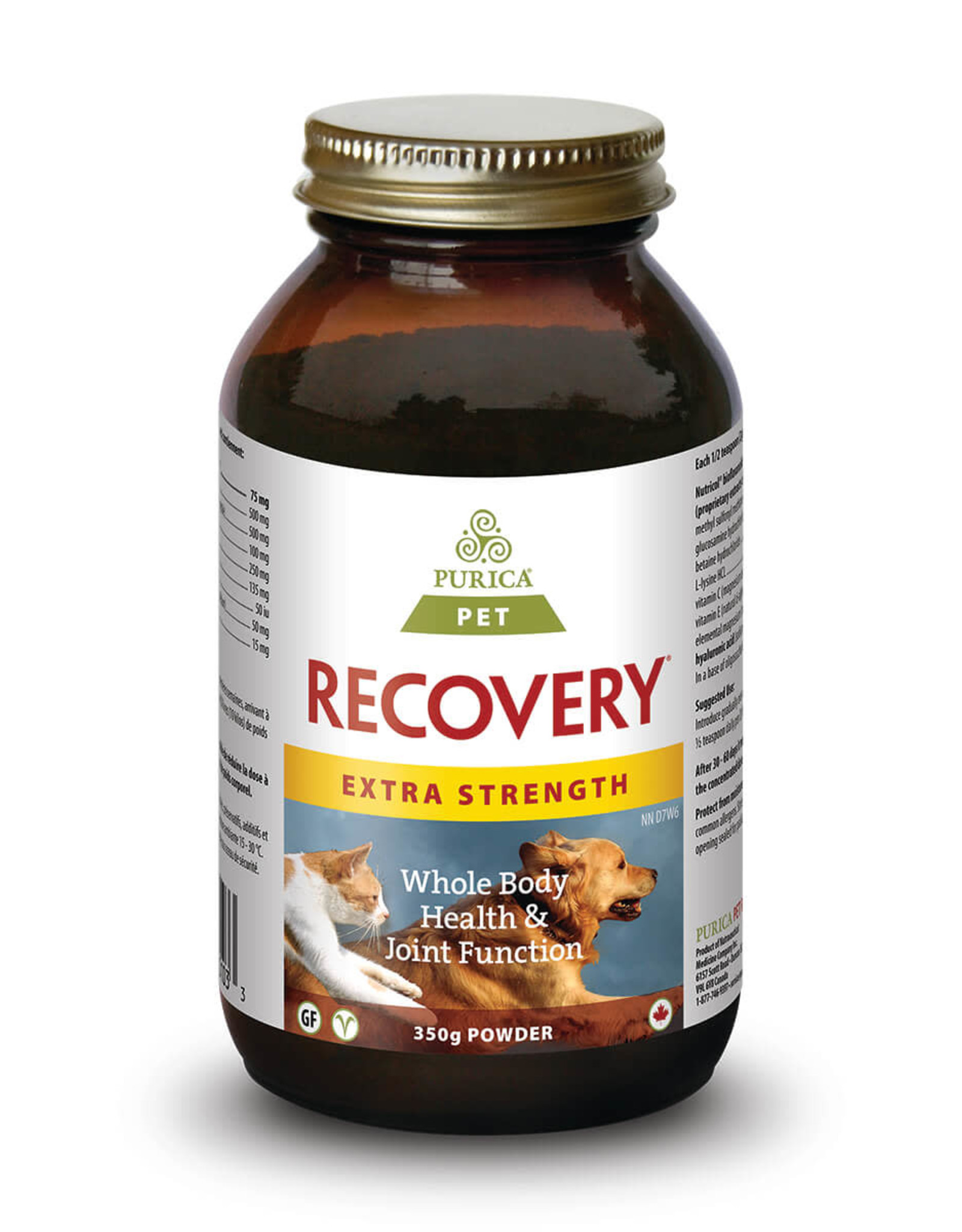 Purica Recovery Extra-Strength