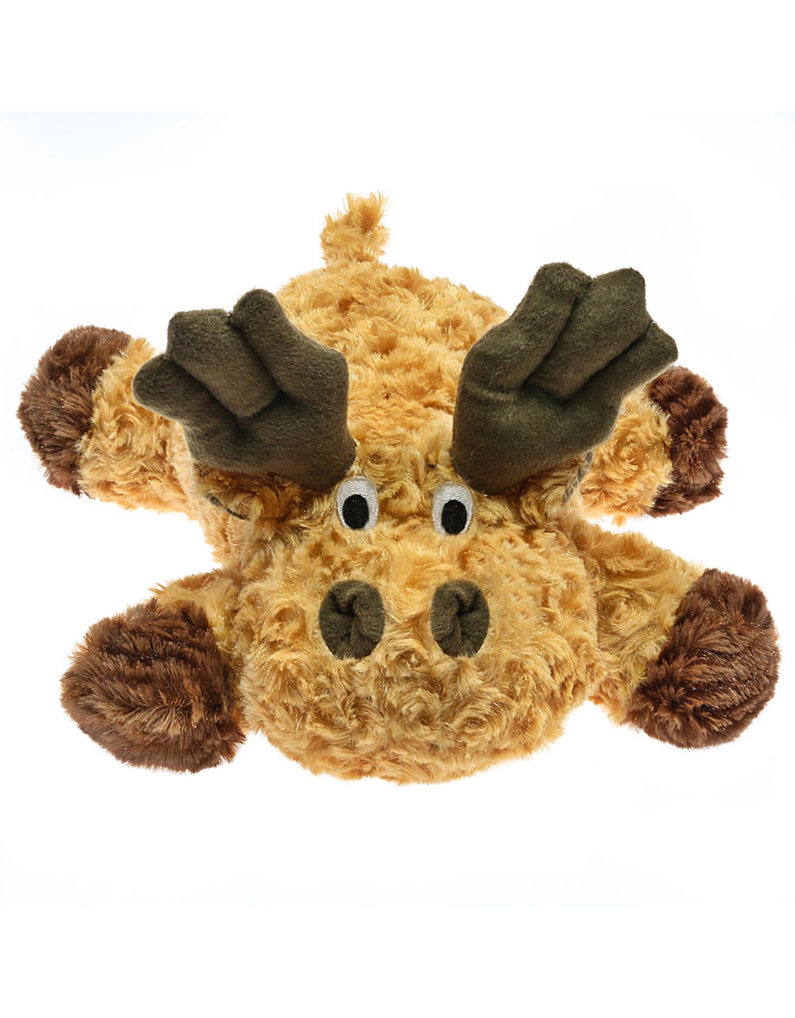 Patchwork Swirl Moose