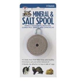 Miller Salt Spool+Hanger