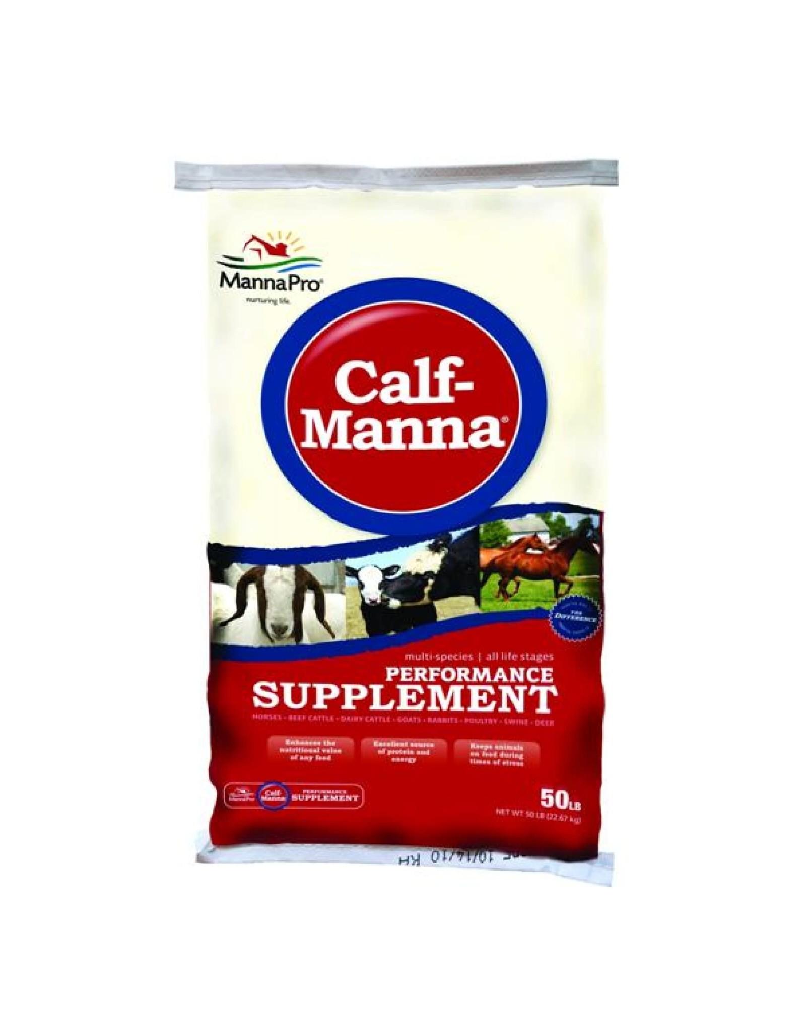 Manna Pro Calf Manna 50LB