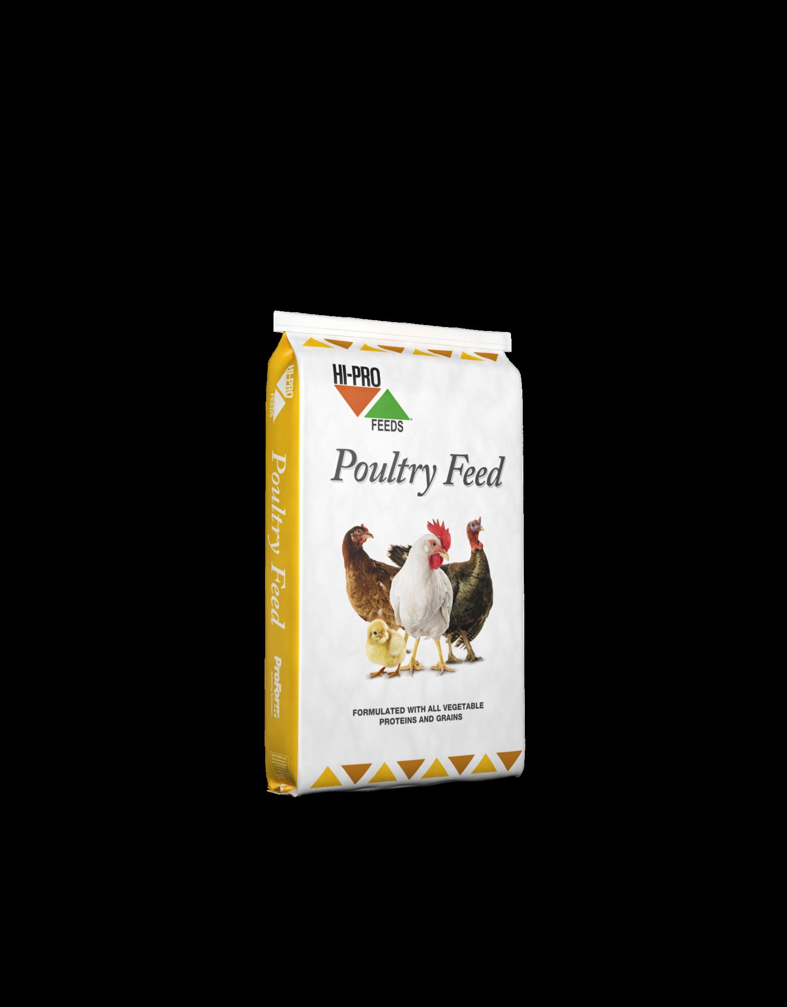 HiPro Feeds (Trouw) HiPro 22% Duck & Goose Starter/Turkey Grower Crumbles 20KG