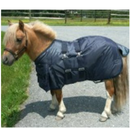 Can-Pro Equestrian Supply Miniature Horse 190G Turnout Blanket