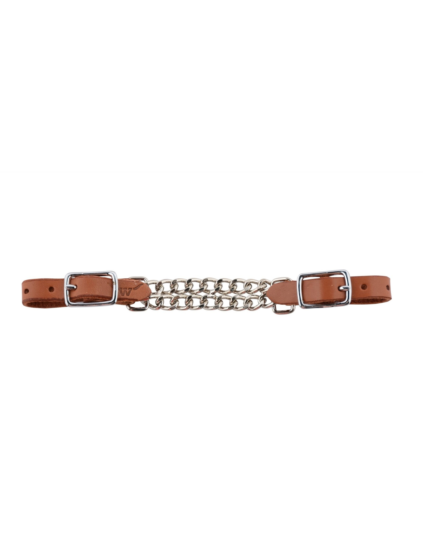 Western Rawhide Double Curb Chain