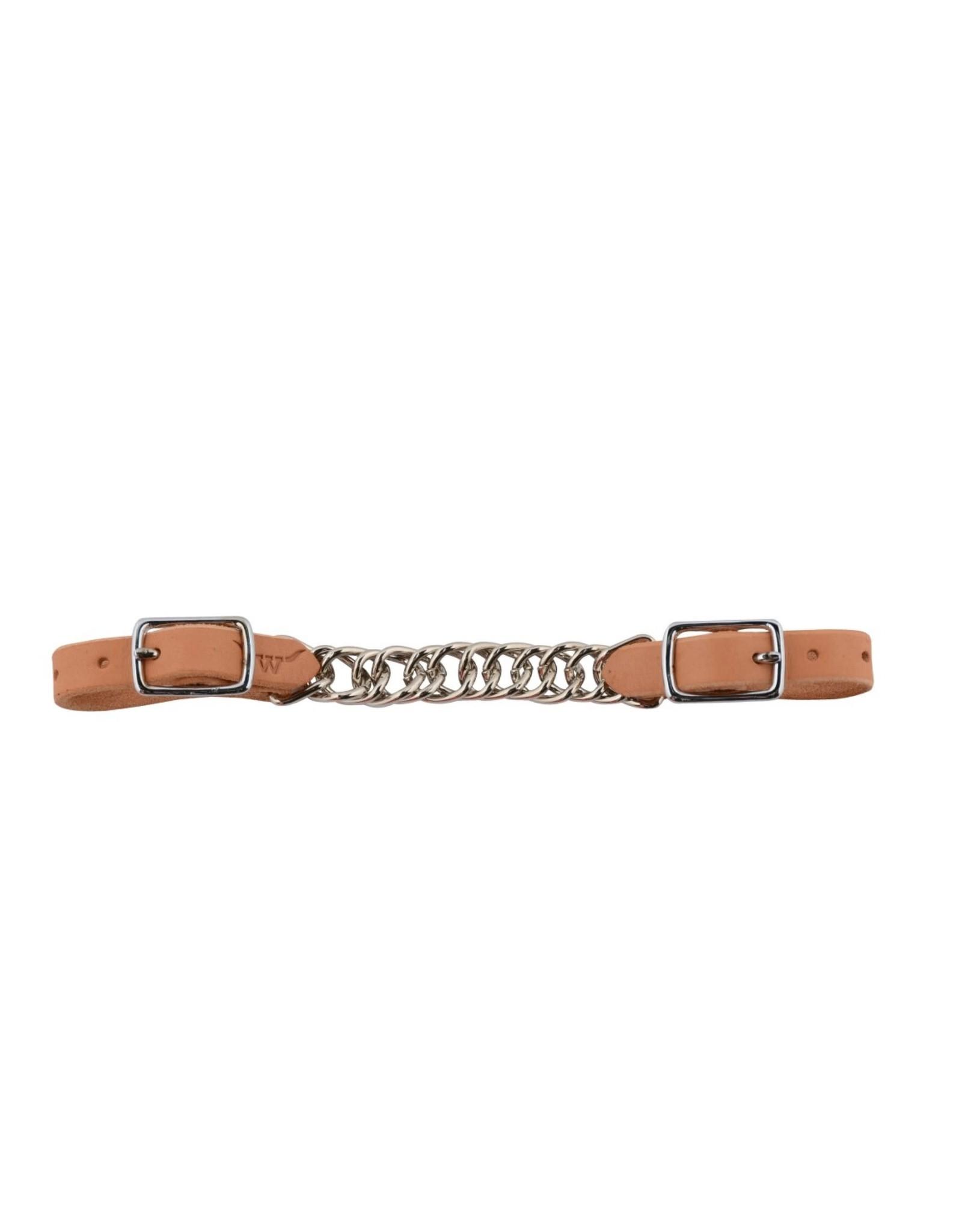 Western Rawhide Single Curb Chain