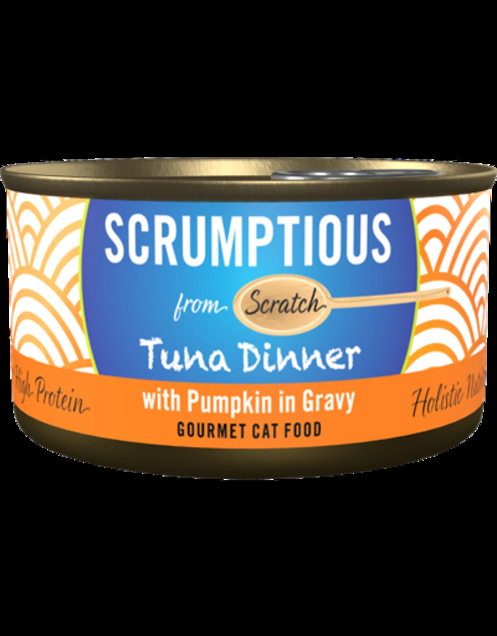 Scrumptious Scrumptious Red Meat Tuna & Pumpkin [CAT] 2.8OZ