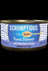 Scrumptious Scrumptious Red Meat Tuna & Whitefish [CAT] 2.8OZ