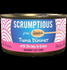 Scrumptious Scrumptious Red Meat Tuna & Shrimp [CAT] 2.8OZ