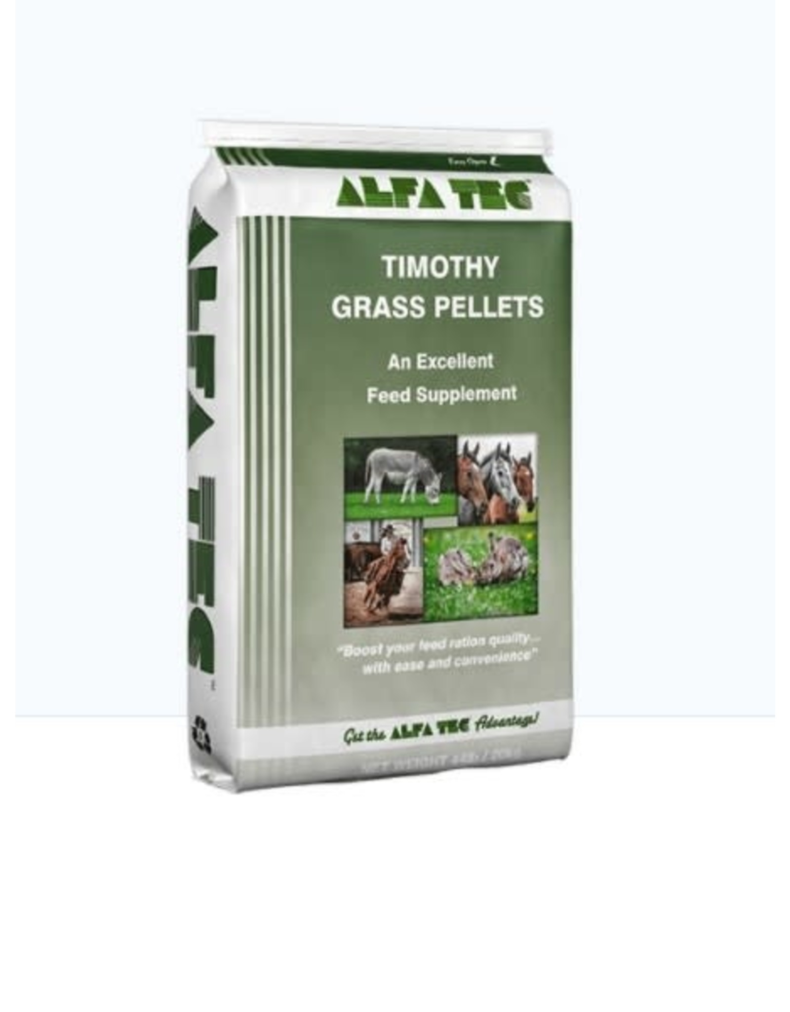 Alfa-Tec Alfa-Tec Timothy Pellets 20KG