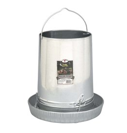 Little Giant Galvanized Hanging Poultry Feeder