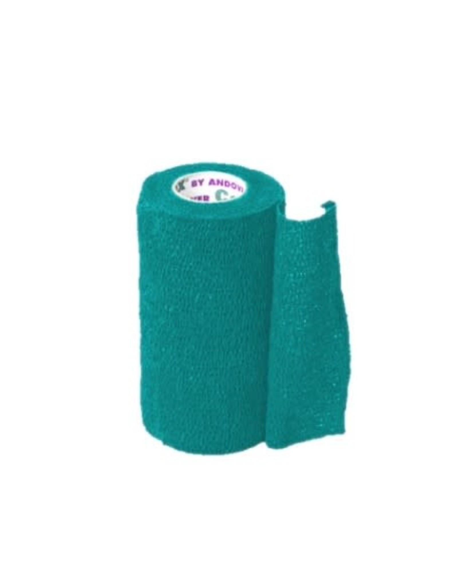 "3M Coflex Cohesive Bandage 4"" x 15'"