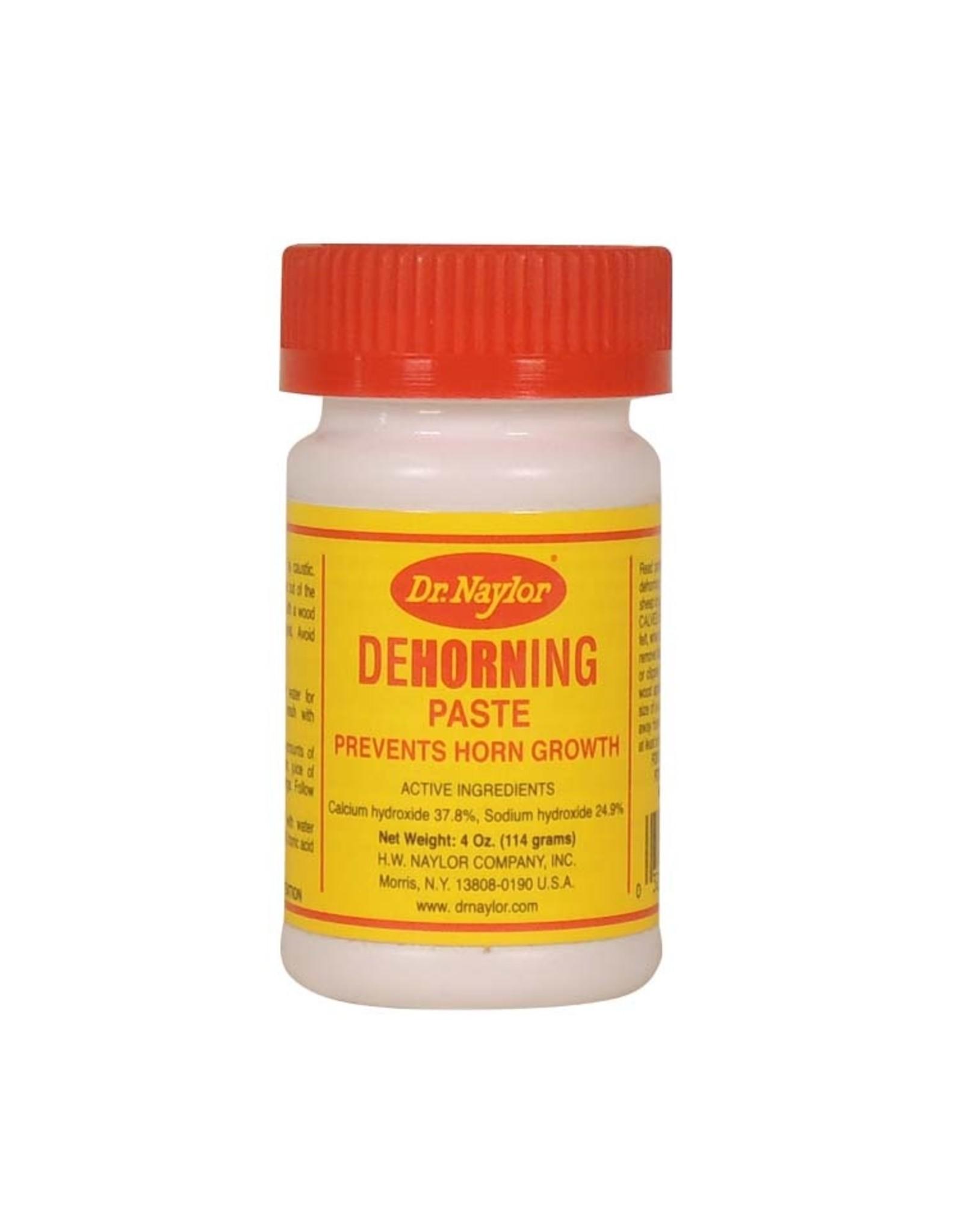 Dr Naylor's Dr Naylor's Dehorning Paste 4 OZ