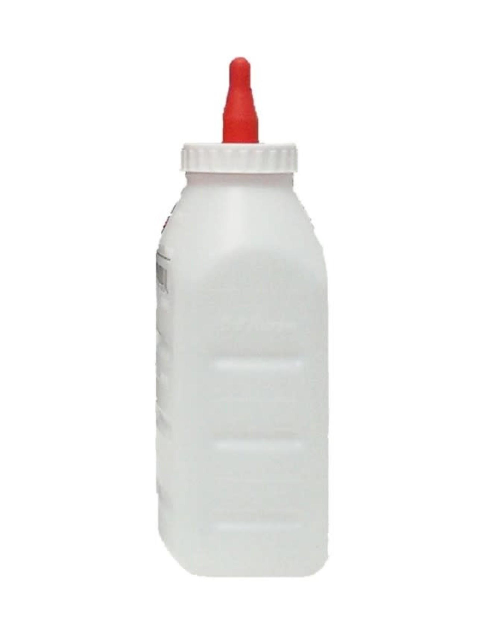 Cattleboss Lamb Feeder Bottle w/ Screw Nipple 2L