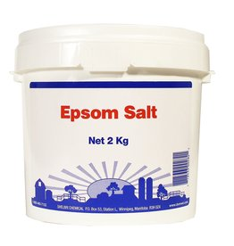 Epsom Salts 2KG