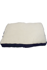 Unleashed Gusset Luxury Sherpa & Suede Bed