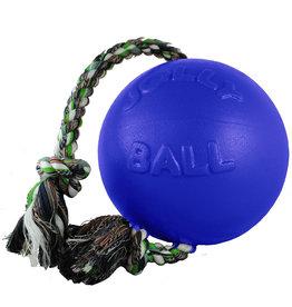 Jolly Pets Romp N Roll Ball w/ Rope