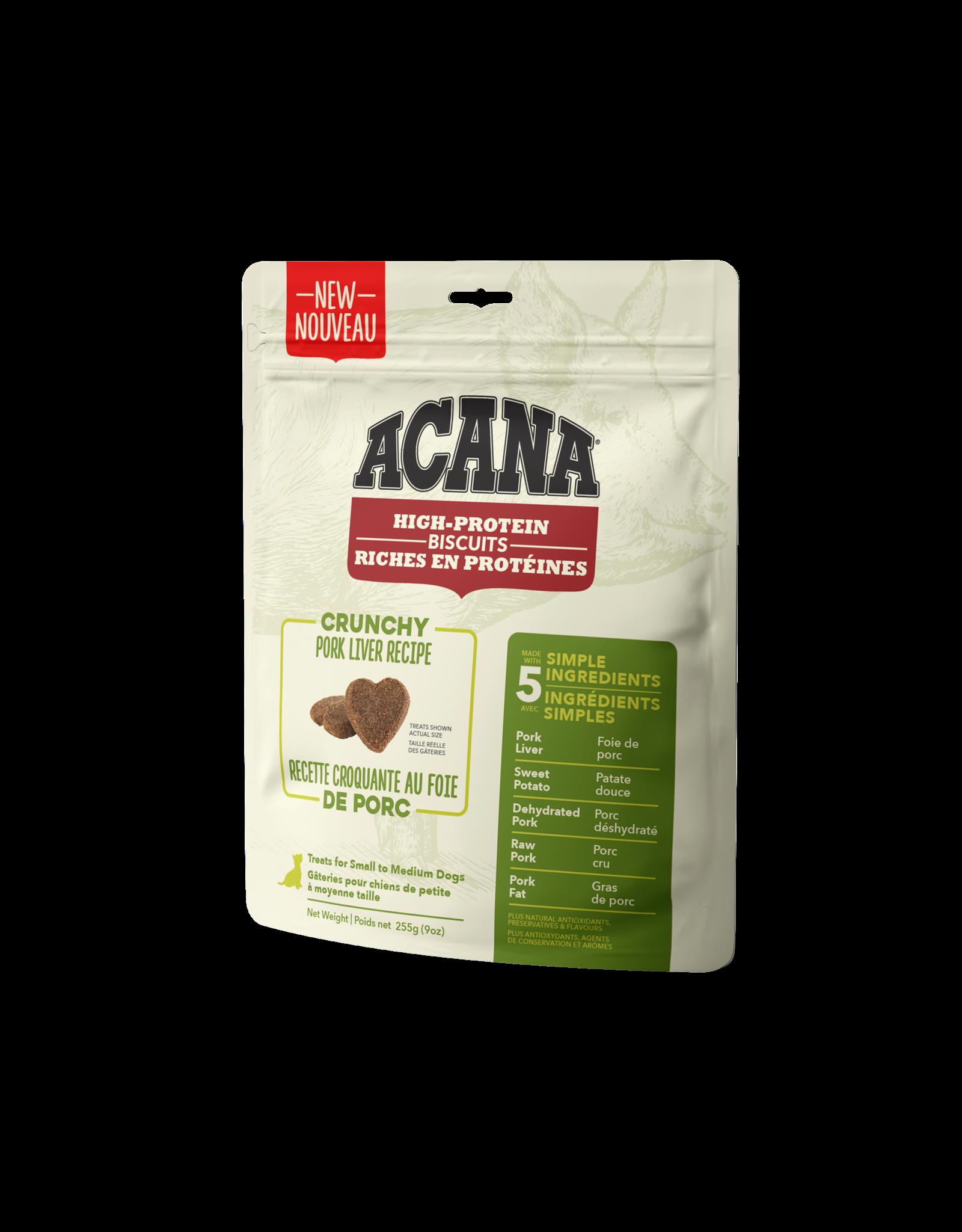 Acana Acana High Protein Biscuits 255G [DOG]