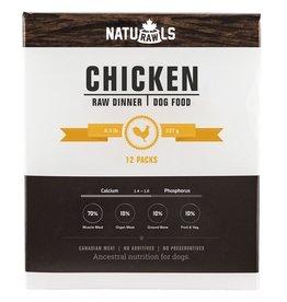 Naturawls Naturawls Frozen - Chicken & Veggie Dinner [DOG]