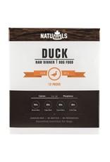 Naturawls Naturawls Frozen - Duck & Veggie Dinner [DOG]