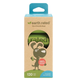 Earth Rated Eco-Friendly Unscented Poop Bags