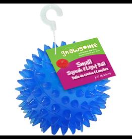 Royal Pet Gnawsome Ball - Squeak & Light