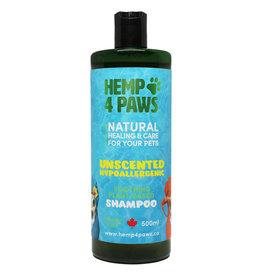 Hemp 4 Paws Hemp 4 Paws Hypoallergenic Unscented Shampoo 500ML