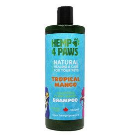 Hemp 4 Paws Hemp 4 Paws Tropical Mango Shampoo 500ML