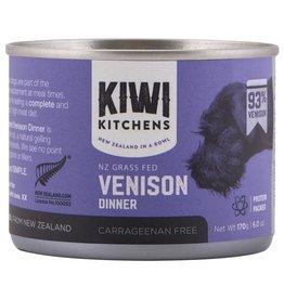 Kiwi Kitchens Kiwi Kitchens Grass Fed Venison [DOG] 170 G
