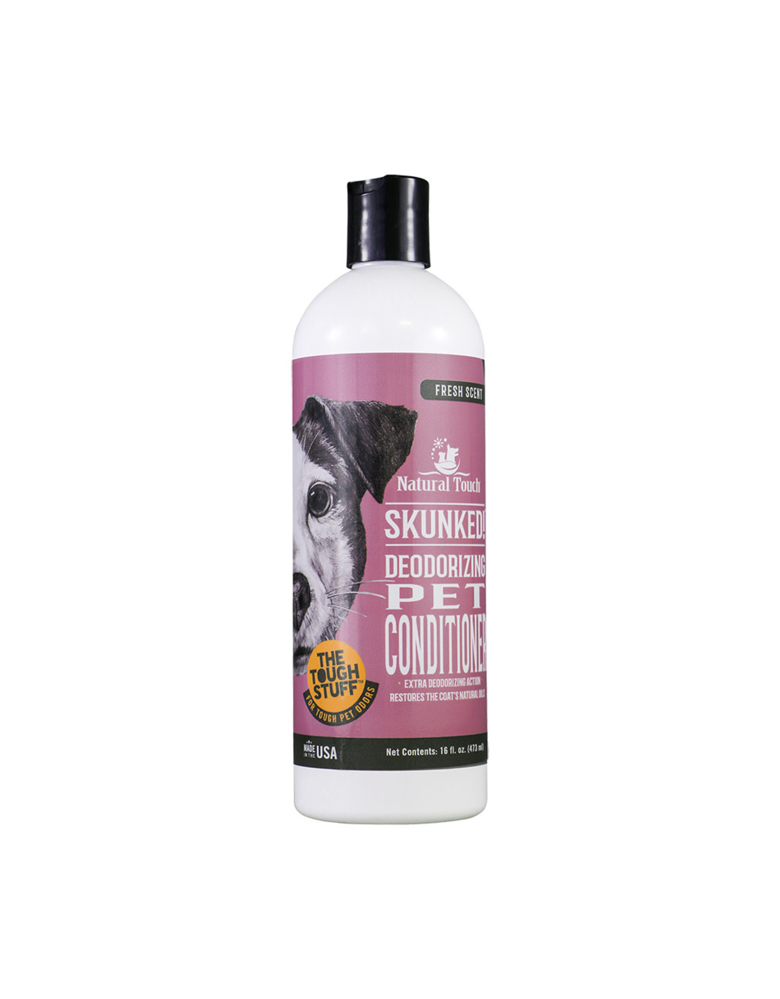 Natural Touch Skunked! Deodorizing Conditioner 16 OZ