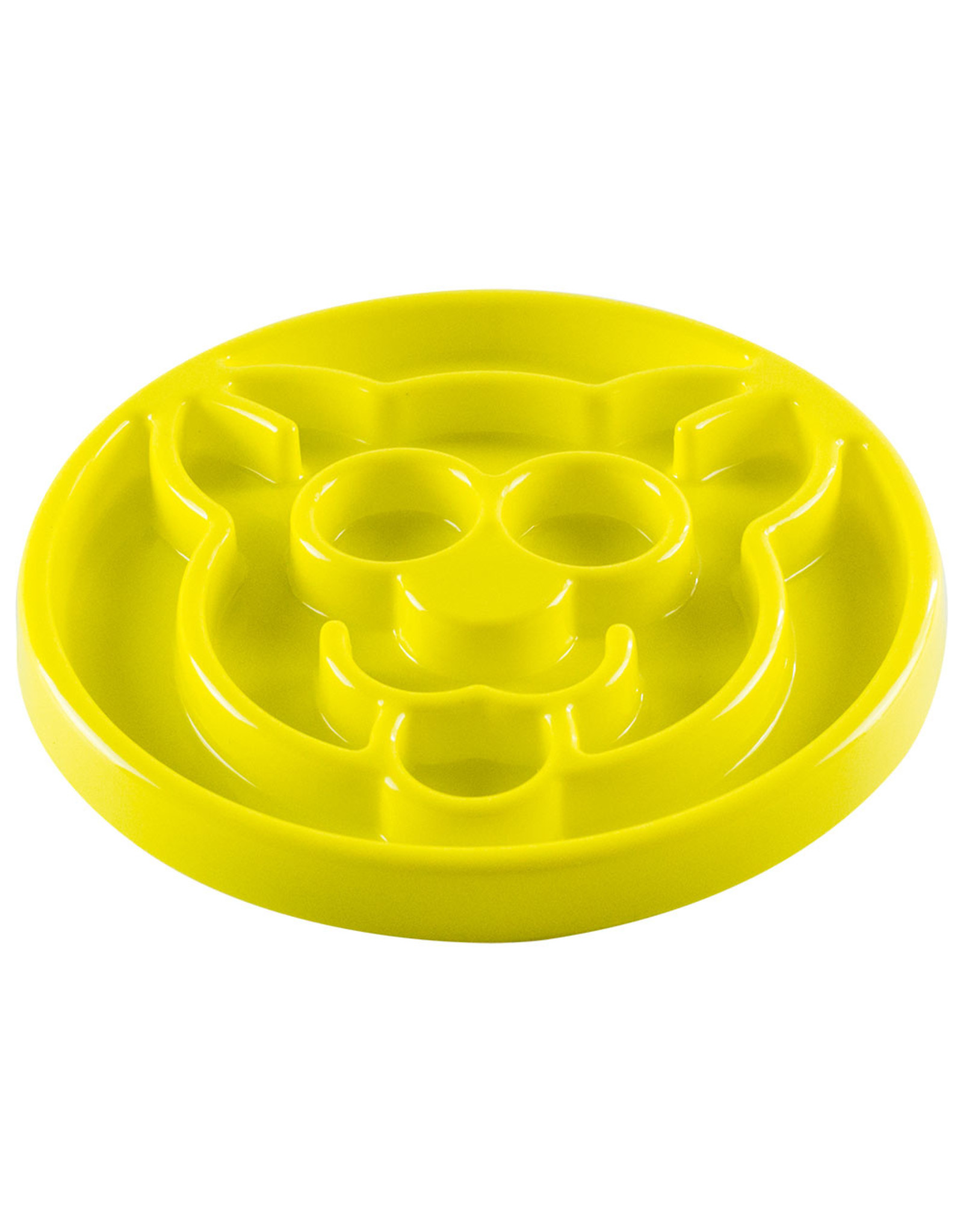 """Be One Breed Slow Feeder Yellow 8x8"""""""