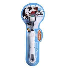 Enviro Fresh Triple Pet Toothbrush
