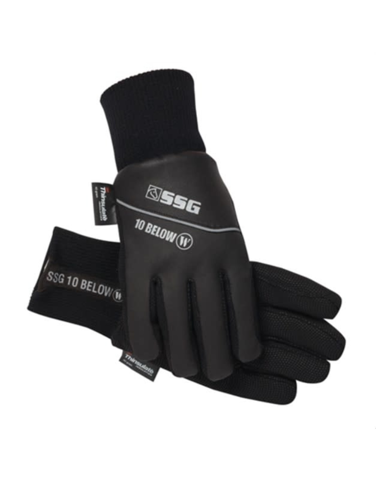 SSG Gloves SSG 10 Below Black