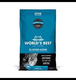 World's Best World's Best Multiple Cat Lotus Blossom Scented Litter