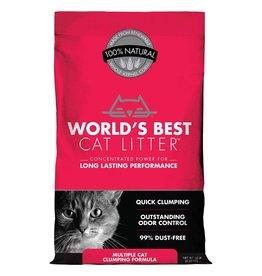 World's Best World's Best Multiple Cat Clumping Litter