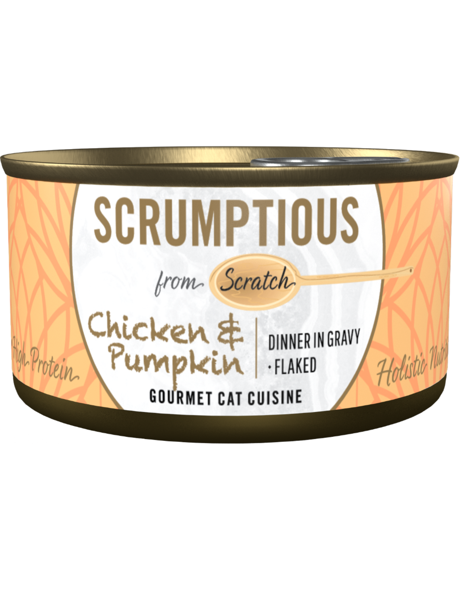 Scrumptious Scrumptious Chicken & Pumpkin [CAT] 2.8OZ