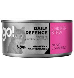 Petcurean GO! Daily Defence Chicken Stew [CAT] 5.5OZ