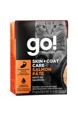 Petcurean GO! Skin & Coat Salmon Pate [CAT] 6.4OZ