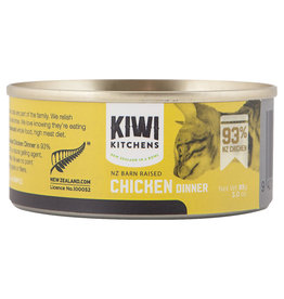 Kiwi Kitchens Kiwi Kitchens Barn Raised Chicken [CAT] 85GM