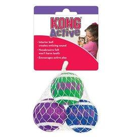 Kong Kong Tennis Ball With Bells