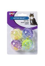 Spot Lattice Balls with Bell 4PK